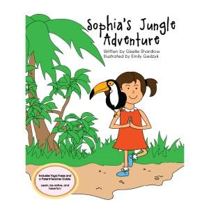 Sohia's Jungle Adventure Image