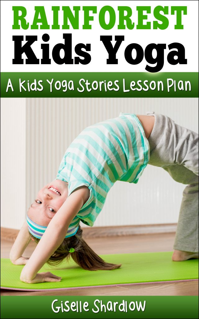 Jungle Yoga Lesson Plan for Kids | Kids Yoga Stories