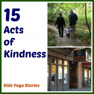 15 Acts of Kindness