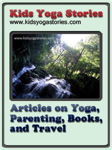 Kids Yoga, Parenting, Books and Travel
