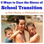 6 Ways to Ease Stress of School Transition