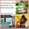 Summer Fun Kids Activities