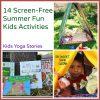 Summer Fun Kids Activities