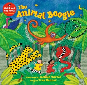 the animal boogie by debbie harter barefoot books
