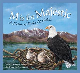 M for Majestic book for celebrating Independence Day