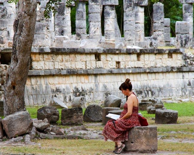 Mexico-Ruins