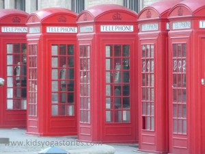 british phone booths