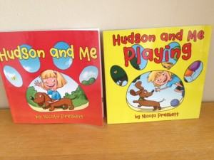 hudson and me books by nicola preskett
