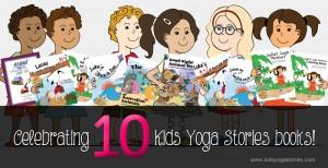 Yoga for Kids Books