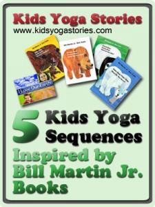 Kids Yoga and Books