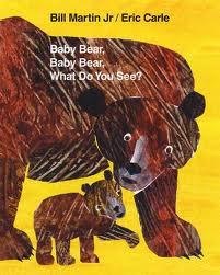 baby bear baby bear by bill martin jr and eric carle