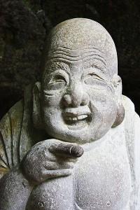 Happpy Buddha