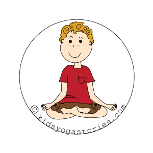 lotus Pose kids yoga stories