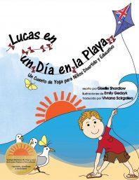 Lucas en un Dia en la Playa Image