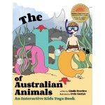 Kids Yoga Stories: The ABC's of Australian Animals [Press Release]