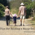Tips for Raising a Happy Child