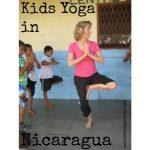 Kids Yoga in Nicaragua
