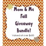 Mom & Me Fall Giveaway Bundle