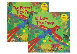 Parrot Tico Tango in spanish