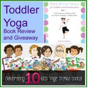 Toddler-Yoga