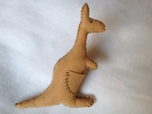 Kangaroo Sewing Kit