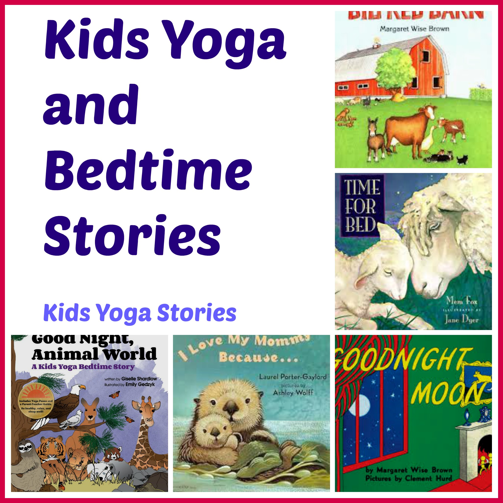Kids Yoga and Bedtime Stories | Kids Yoga Stories