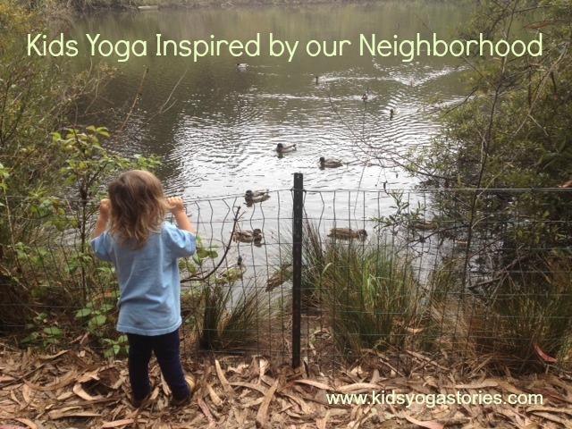 Kids Yoga Neighborhood