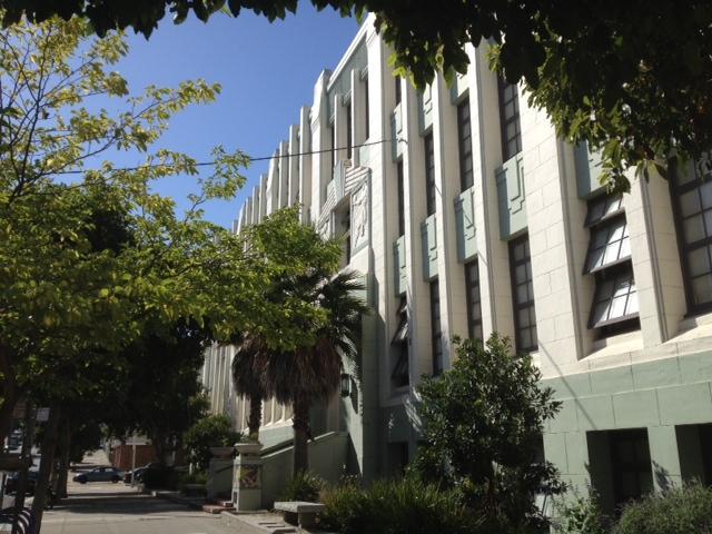 neighborhood school in San Francisco
