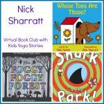 Kids Yoga and Books: Nick Sharratt