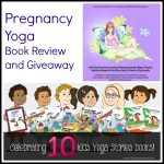 Pregnancy Yoga Book Giveaway