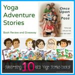 Yoga Adventures Guide Book Review and Giveaway
