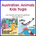 Australian Animals Yoga