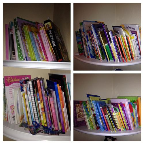 Bookshelves 2KuriousKids