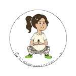 Squat Pose for Kids