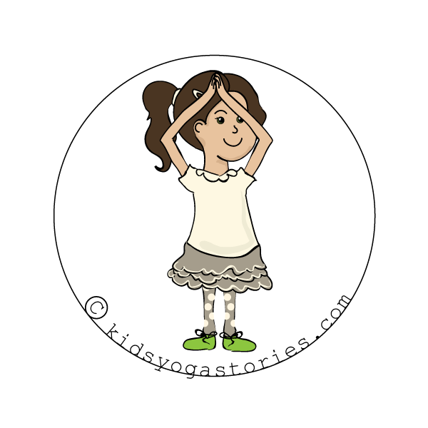 Extended Mountain Pose   Kids Yoga Stories