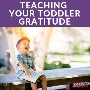 Teaching gratitude to toddlers | Kids Yoga Stories