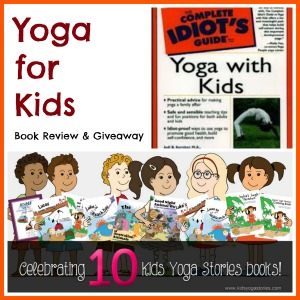 Yoga for Kids Book