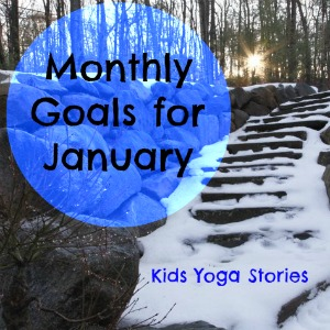Monthly Goals for January