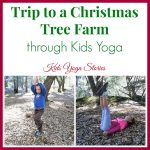 Christmas Tree Farm Yoga