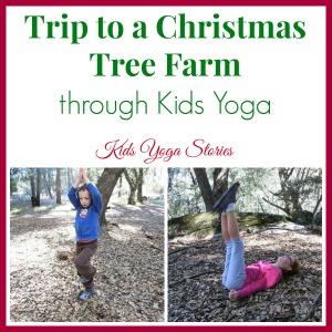 Christmas Tree Farm Yoga