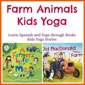 Farm Animals Yoga | Kids Yoga Stories
