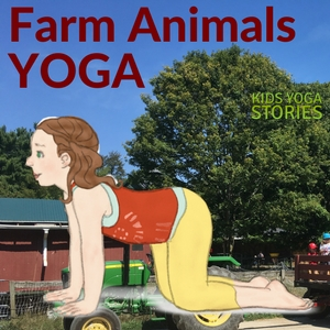 Farm Animals Yoga: Learn about farm animals through yoga poses for kids | KIds Yoga Stories