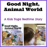 Kids Yoga Bedtime Story Blog Tour