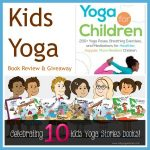 Kids Yoga Book Review and Giveaway