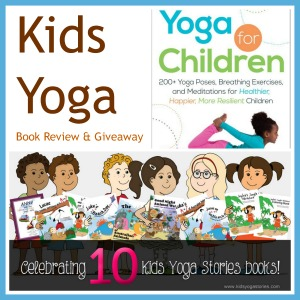 Kids Yoga Book