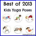 Best of 2013: Kids Yoga Poses