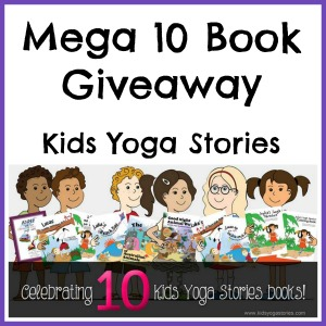 Kids Yoga Stories