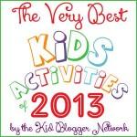 Kids Activities 2013