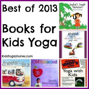 Best Books for Kids Yoga