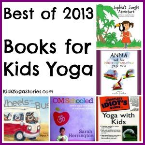Best Books for Kids Yoga